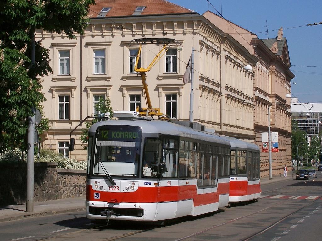 Fotogalerie » Pragoimex VarioLFR.E 1523 | Pragoimex VV60LF 1301 | Brno | střed | Husova