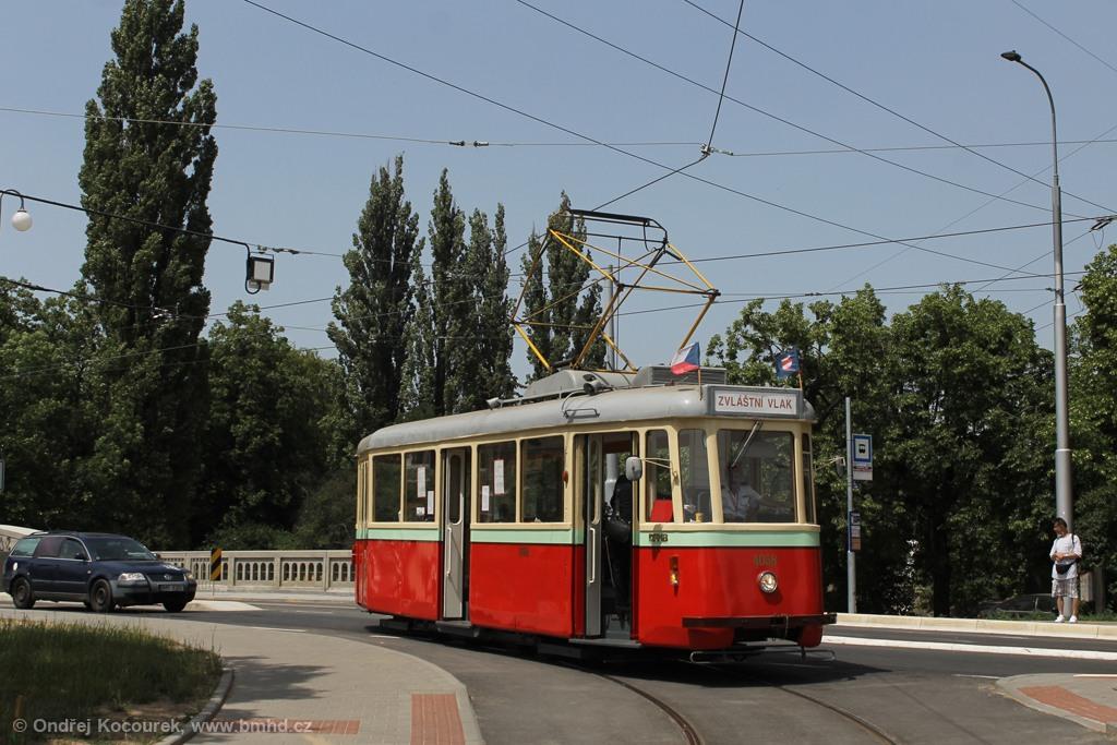 Fotogalerie » SBEPD 4MT4 4058 | Brno | Maloměřice | Dolnopolní
