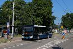 V červnu 2019 probíhal v Brně zkušební provoz předváděcího autobusu SOR NS 12