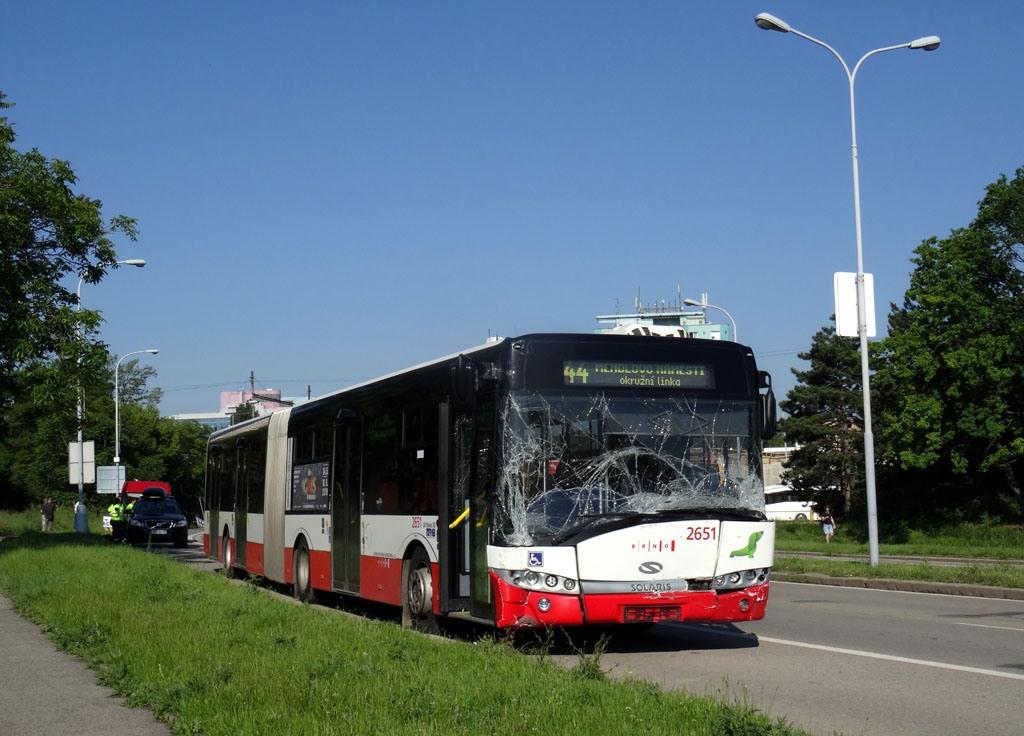 Fotogalerie » Solaris Urbino 18 III 1BA 0413 2651 | Brno | Trnitá | Opuštěná
