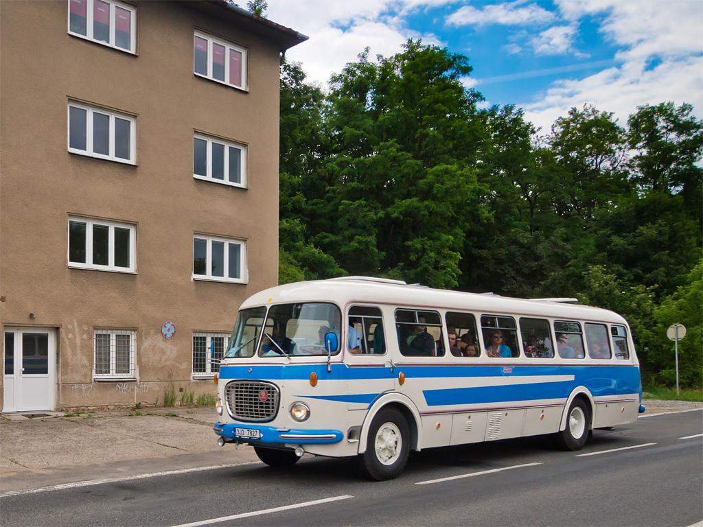 Fotogalerie » Škoda 706 RTO CAR 3J3 7827 | Brno | Maloměřice | Kulkova