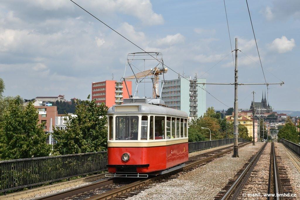 Fotogalerie » KPS Brno 4MT2 134 | Brno | Štýřice