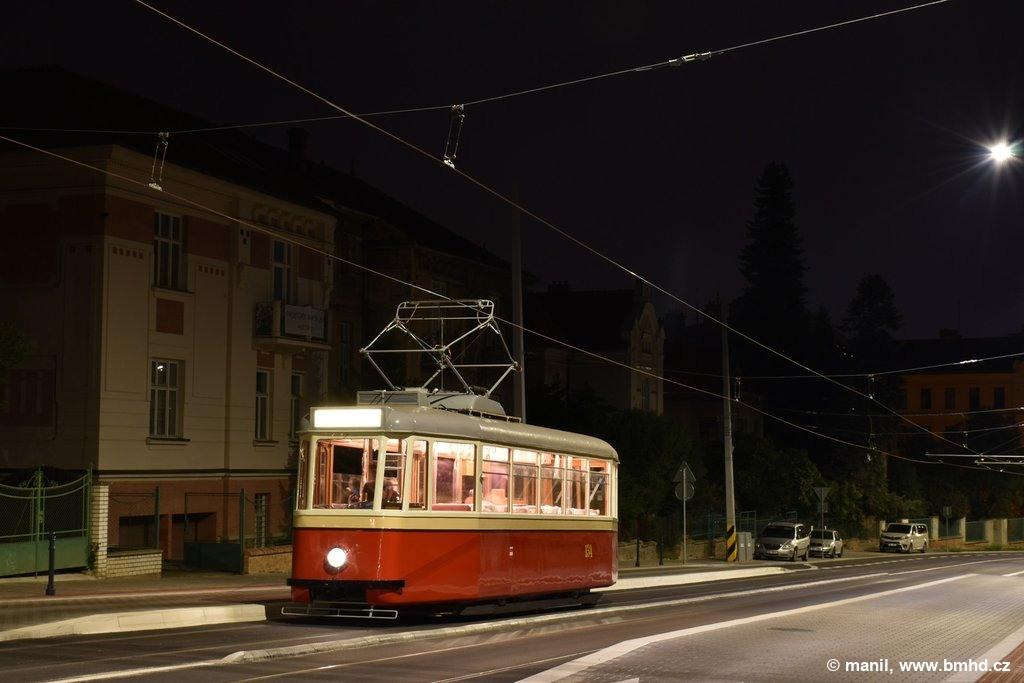 Fotogalerie » KPS Brno 4MT2 134 | Brno | střed | Údolní | Všetičkova