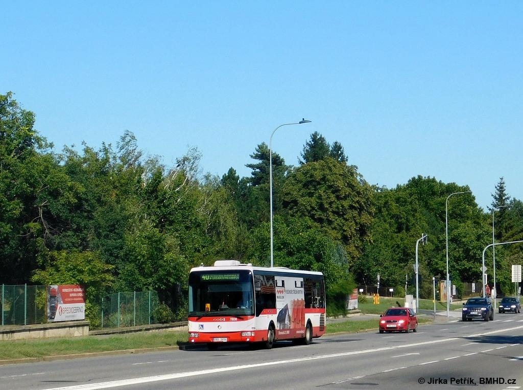 Fotogalerie » Irisbus Crossway LE 12M 7B3 3918 7808 | Brno | Bohunice | Jihlavská