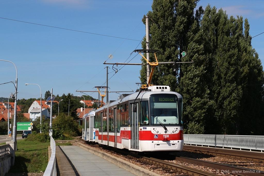 Fotogalerie » Pragoimex VarioLF2R.E 1108 | Brno | Bystrc | Kníničská