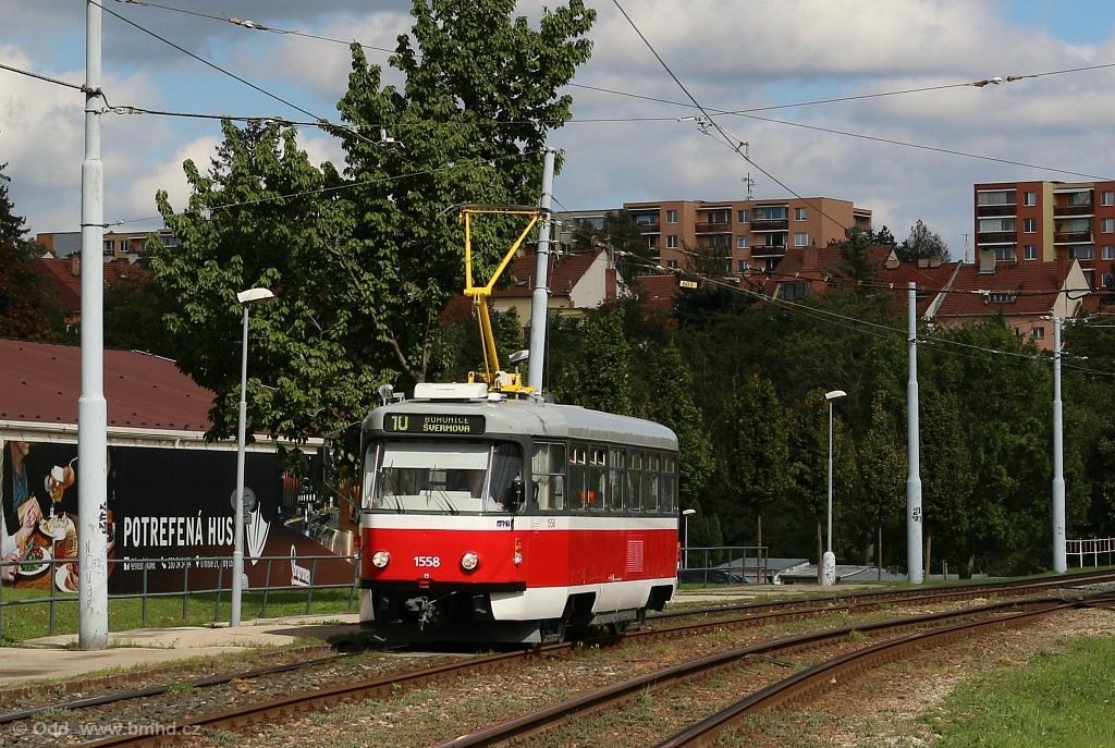 Fotogalerie » Pragoimex T3R.PV 1558 | Brno | Bohunice
