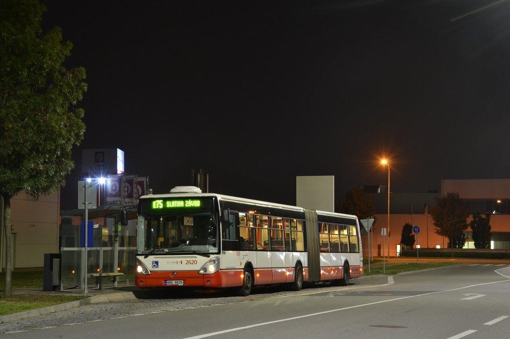 Fotogalerie » Irisbus Citelis 18M 6B6 6835 2620 | Brno | Černovice | Vlastimila Pecha | Těžební
