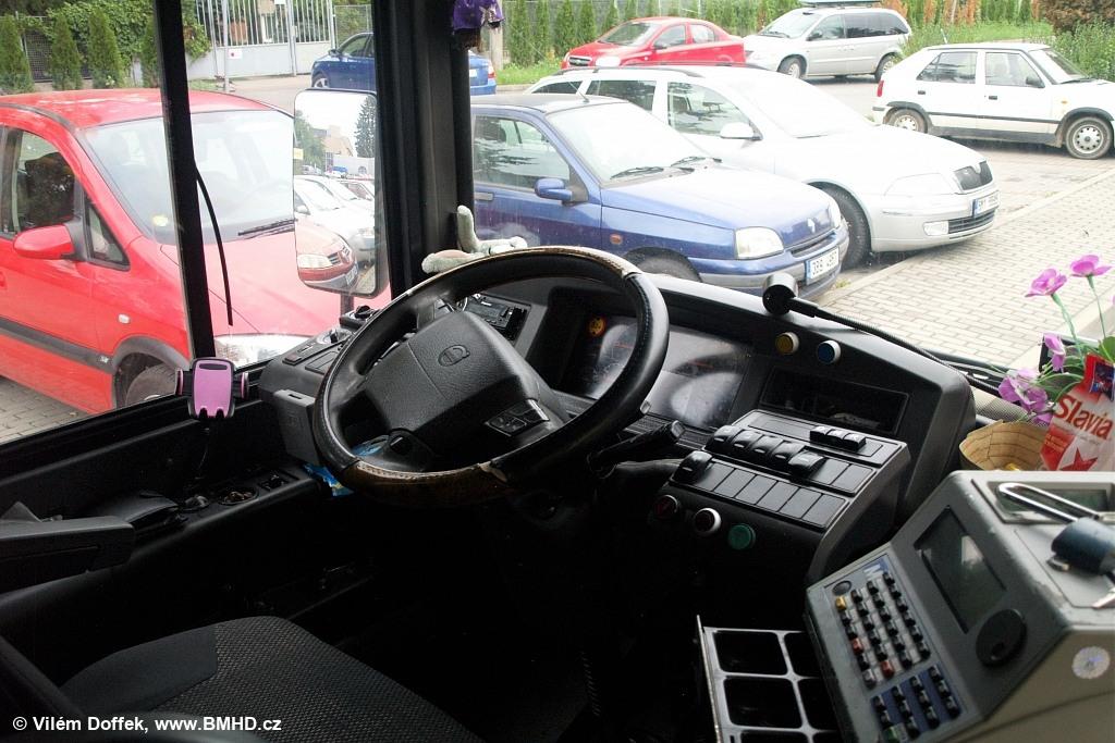 Fotogalerie » Volvo 8700 LE 4B4 3207   Modřice