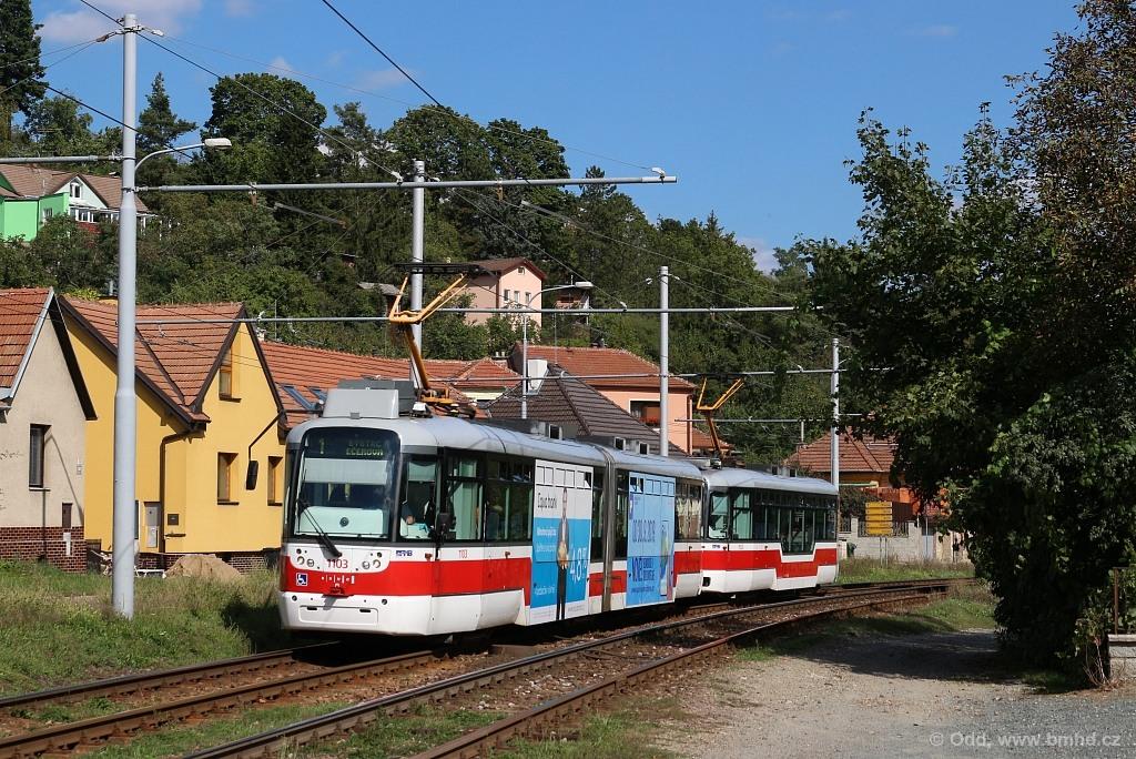 Fotogalerie » Pragoimex VarioLF2R.E 1103 | Brno | Komín | Bystrcká