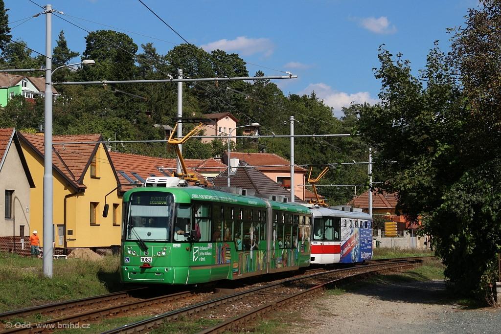 Fotogalerie » Pragoimex VarioLF2R.E 1082   Brno   Komín   Bystrcká