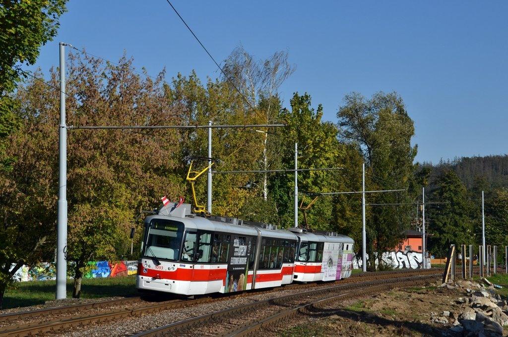 Fotogalerie » Pragoimex VarioLF2R.E 1093 | Pragoimex VarioLFR.E 1626 | Brno | Bystrc