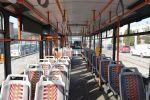 interiér vozu 1228 s uspořádáním sedadel 1+2