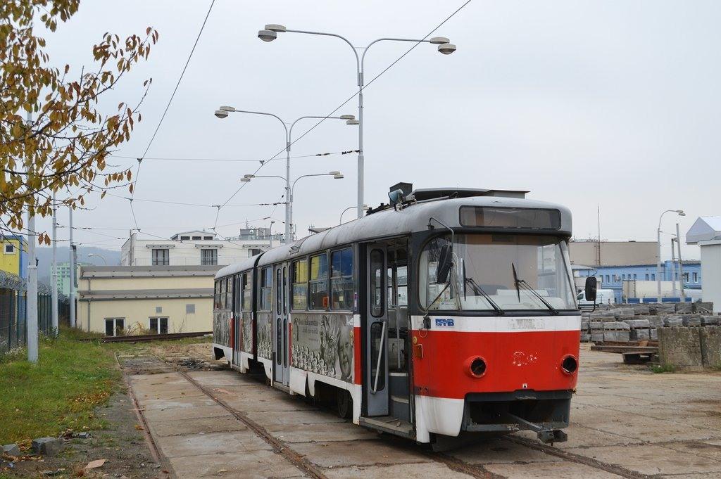 Fotogalerie » ČKD Tatra K2 1130 | Brno | vozovna Pisárky