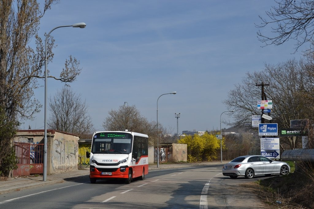 Fotogalerie » Dekstra LF 38 2BA 5560 7525 | Brno | Maloměřice | Kulkova