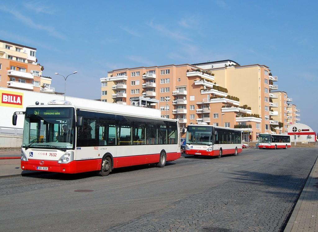 Fotogalerie » Irisbus Citelis 12M 3B9 8326 7632 | Irisbus Citelis 12M 3B9 8344 7637 | Irisbus Citelis 12M 3B9 8341 7640 | Brno | Lesná | Okružní | Haškova