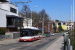 Jediné nové sólo trolejbusy zařazené do provozu od roku 2002, tedy od ukončení dodávek nových 21Tr, jsou parciální 26Tr (na fotce) dodané v roce 2018 v počtu 10 ks