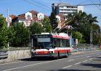 V mezidobí v letech 2003–2010 nebyl do provozu zařazen žádný sólo trolejbus. Mezi lety 2011 a 2018 byla řešena částečná obnova sólo trolejbusů odkupem ojetých 21Tr z různých českých měst – na fotce je zachycen vůz 3052 odkoupený v roce 2013 od DP v Hradci Králové