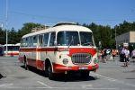 Retro autobus 706 RTO CAR byl zapojen již do dnů Dopravní nostalgie konaných v srpnu 2020