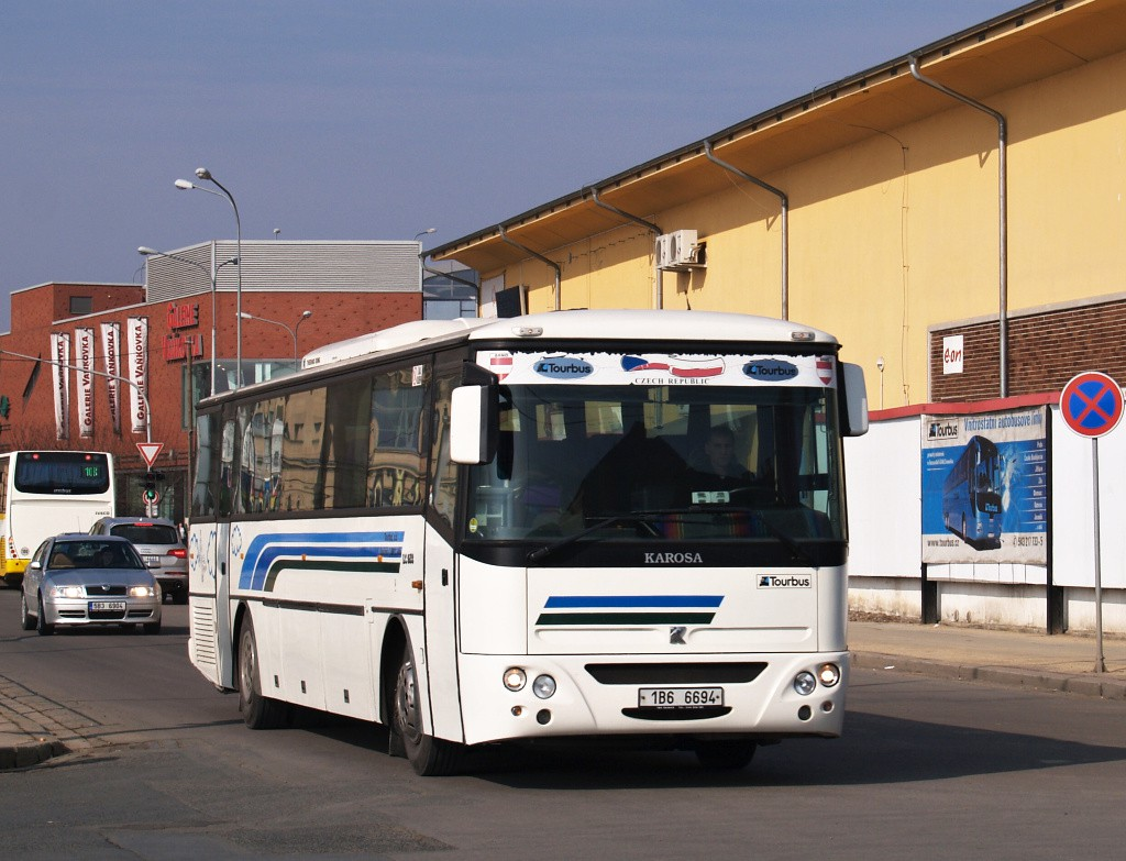 Fotogalerie » Karosa LC956.1072 1B6 6694 | Brno | Trnitá | Trnitá