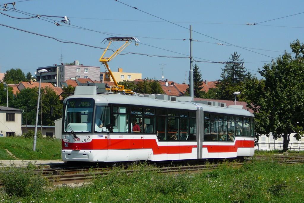 Fotogalerie » Pragoimex VarioLF2R.E 1098 | Brno | Bohunice