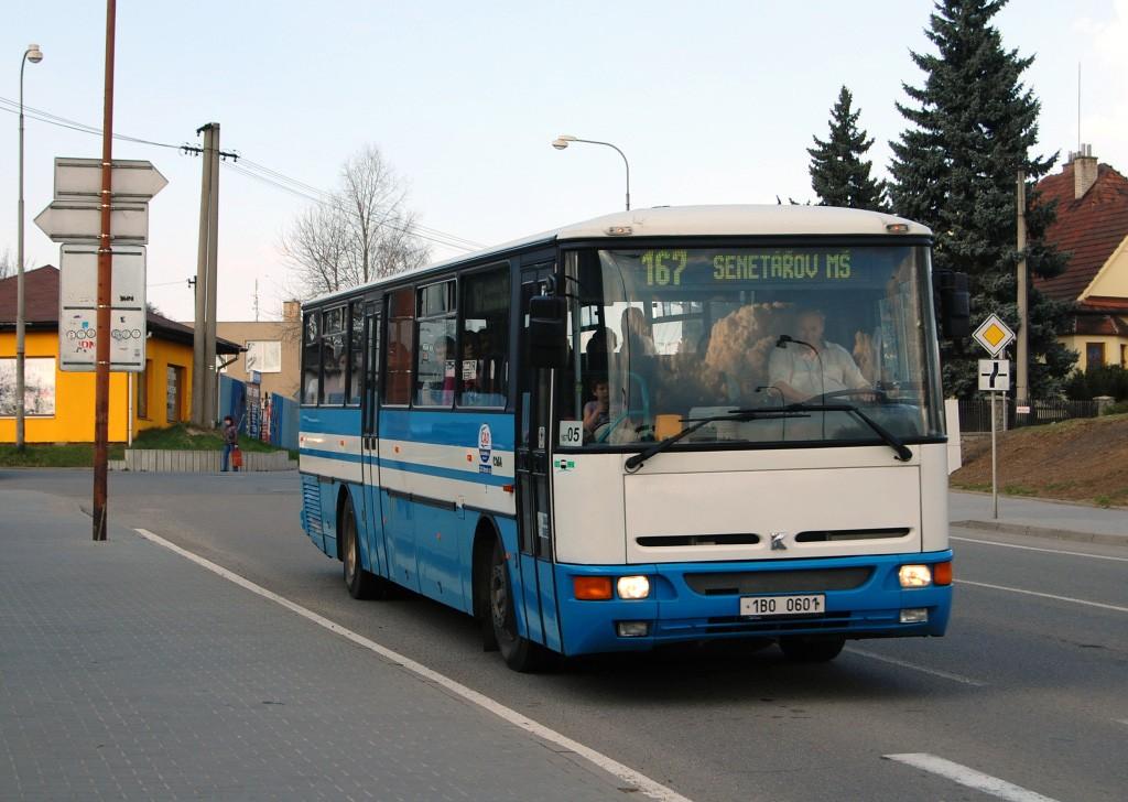 Fotogalerie » Karosa C954.1360 1B0 0601 | Vyškov | Jiřího Wolkera