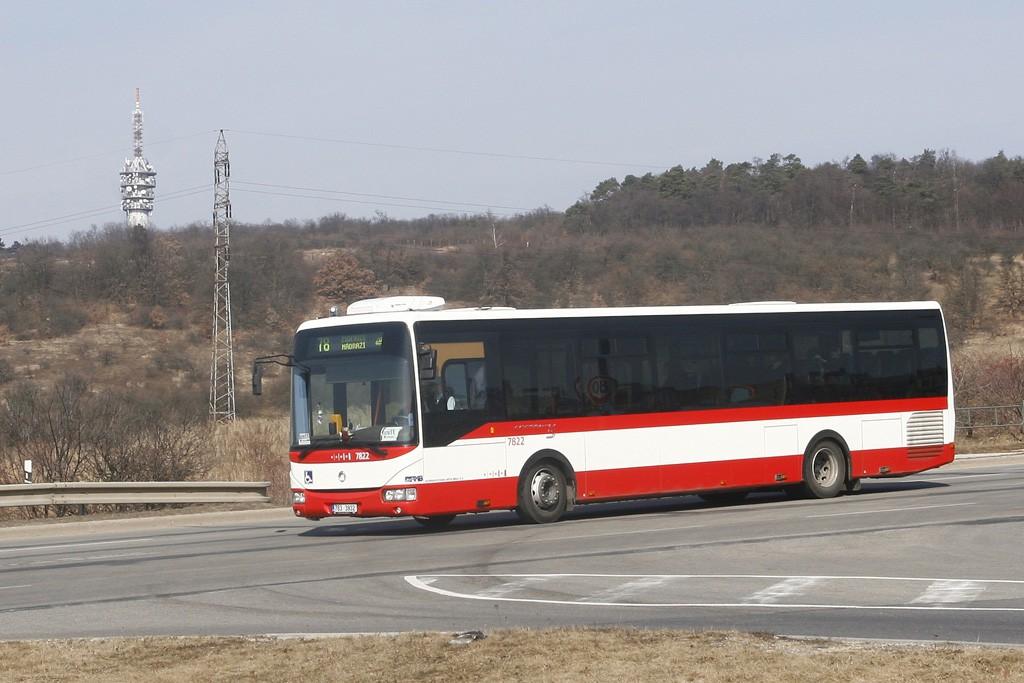 Fotogalerie » Irisbus Crossway LE 12M 7B3 3932 7822 | Brno | Líšeň | Jedovnická