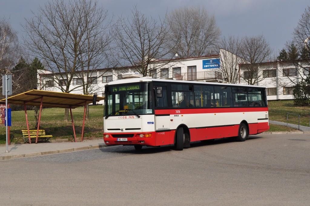 Fotogalerie » Karosa B951E.1713 3B2 5701 7476   Brno   Maloměřice   Podzimní   Podzimní