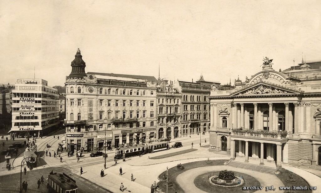 Fotogalerie » | Brno | střed | Malinovského náměstí | Malinovského náměstí