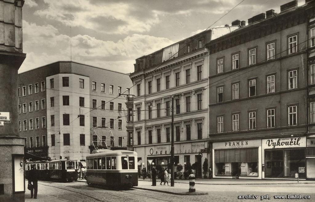 Fotogalerie » 4MT | Brno | střed | Malinovského náměstí | Malinovského náměstí