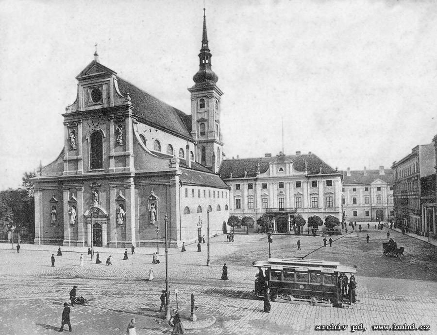 Fotogalerie » mv1 | Brno | střed | Moravské náměstí