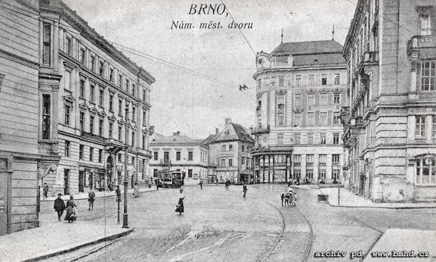 Fotogalerie »   Brno   střed   Šilingrovo náměstí