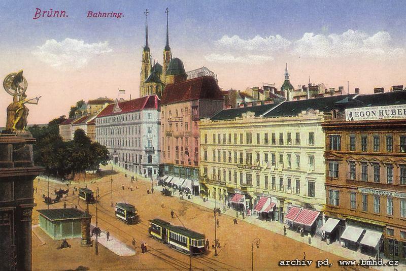 Fotogalerie » mv4 | Brno | střed | Nádražní | Hlavní nádraží
