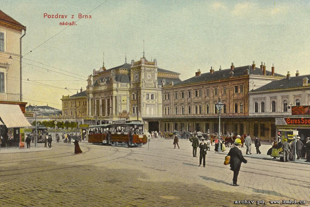 Fotogalerie » mv1 | Brno | střed | Nádražní | Hlavní nádraží