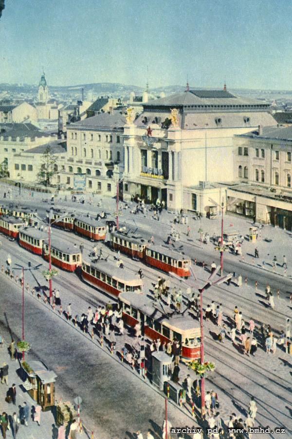 Fotogalerie » | Brno | střed | Nádražní | Hlavní nádraží