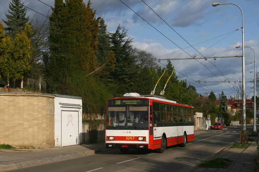 Fotogalerie » Škoda 14TrR 3247 | Brno | Masarykova čtvrť | Preslova
