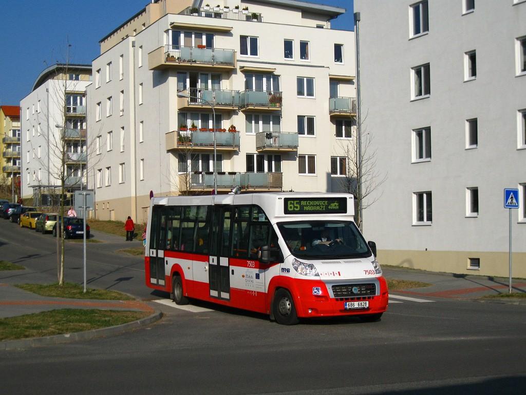 Fotogalerie » MAVE-Fiat CiBus ENA MAXI 6B6 6828 7503   Brno   Medlánky   Nadační