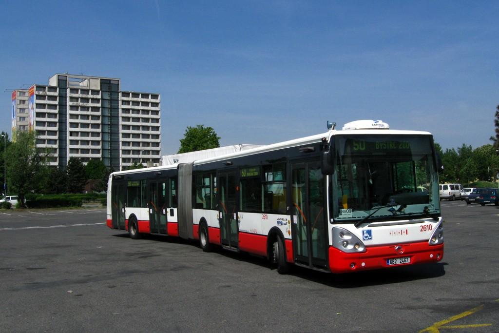 Fotogalerie » Irisbus Citelis 18M 6B2 2467 2610   Brno   Komárov   Hodonínská   Mariánské náměstí