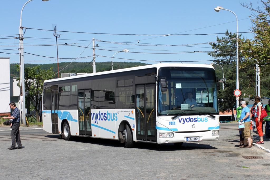 Fotogalerie » Irisbus Crossway LE 12M 7B0 5834   Brno   Medlánky   Vozovna Medlánky