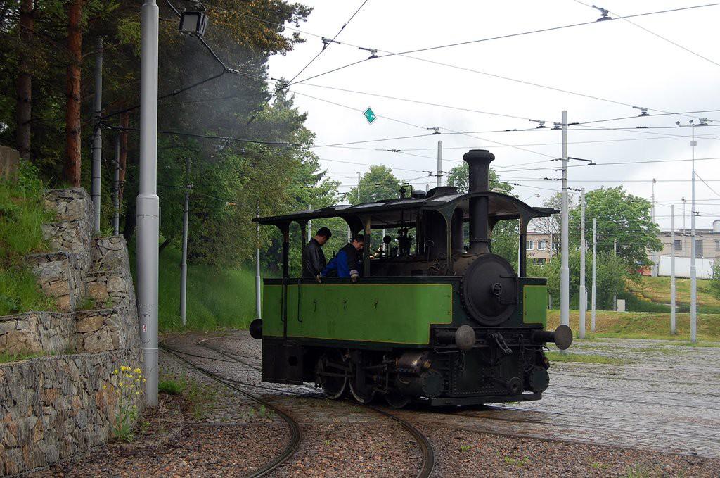 Fotogalerie » Kraus&Co Caroline 10   Brno   vozovna Medlánky