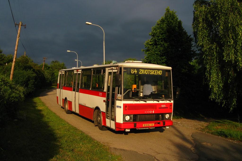 Fotogalerie » Karosa B732.40 BSB 62-30 7273 | Brno | Maloměřice | Hády