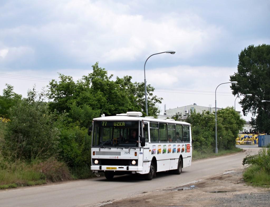 Fotogalerie » Karosa B732.1654.3 BSC 39-51 7379 | Brno | Slatina | Drážní