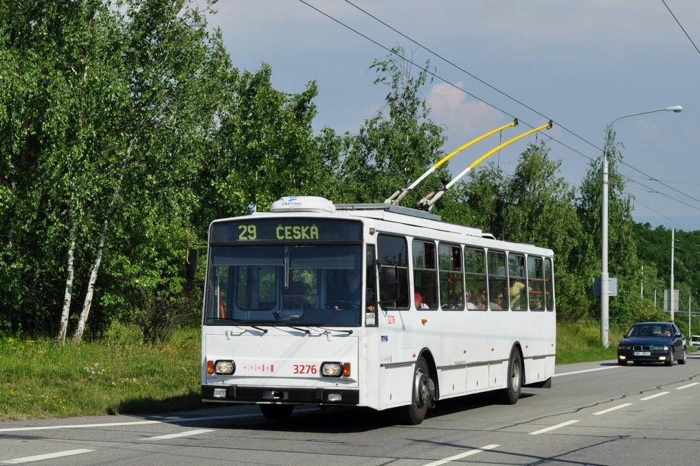 Fotogalerie » Škoda 14TrR 3276 | Brno | Kohoutovice | Chironova