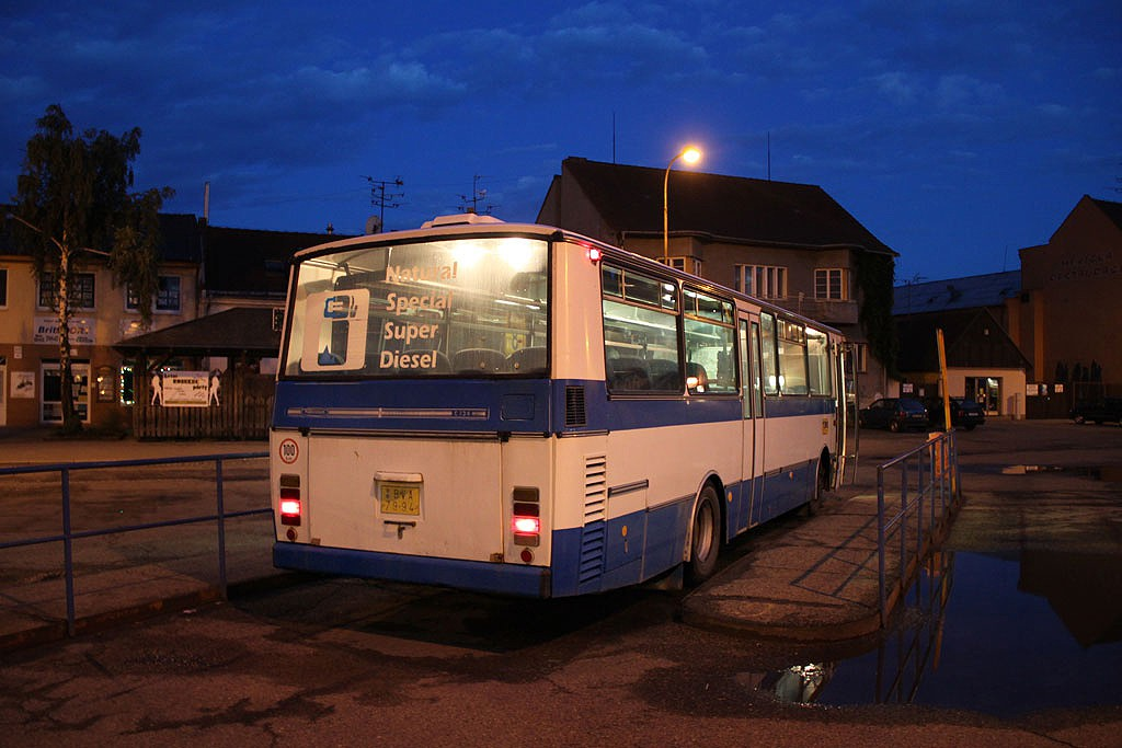 Fotogalerie » Karosa C734.1340 BVA 79-94 | Břeclav | Autobusové nádraží