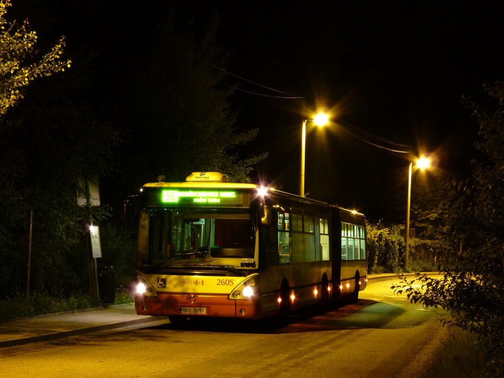 Fotogalerie » Irisbus Citelis 18M 5B2 3297 2605 | Šlapanice | Bedřichovice | Hlavní | Šlapanice, Bedřichovice, rozc.