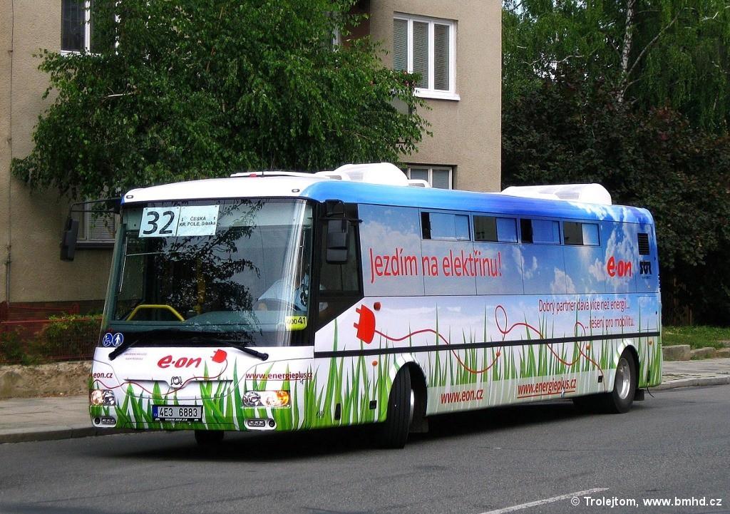 Fotogalerie » SOR EBN 10.5 4E3 6883 | Brno | Královo Pole | Srbská | Hutařova