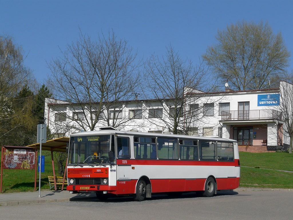 Fotogalerie » Karosa B732.40 BSB 62-30 7273 | Brno | Maloměřice | Podzimní | Podzimní