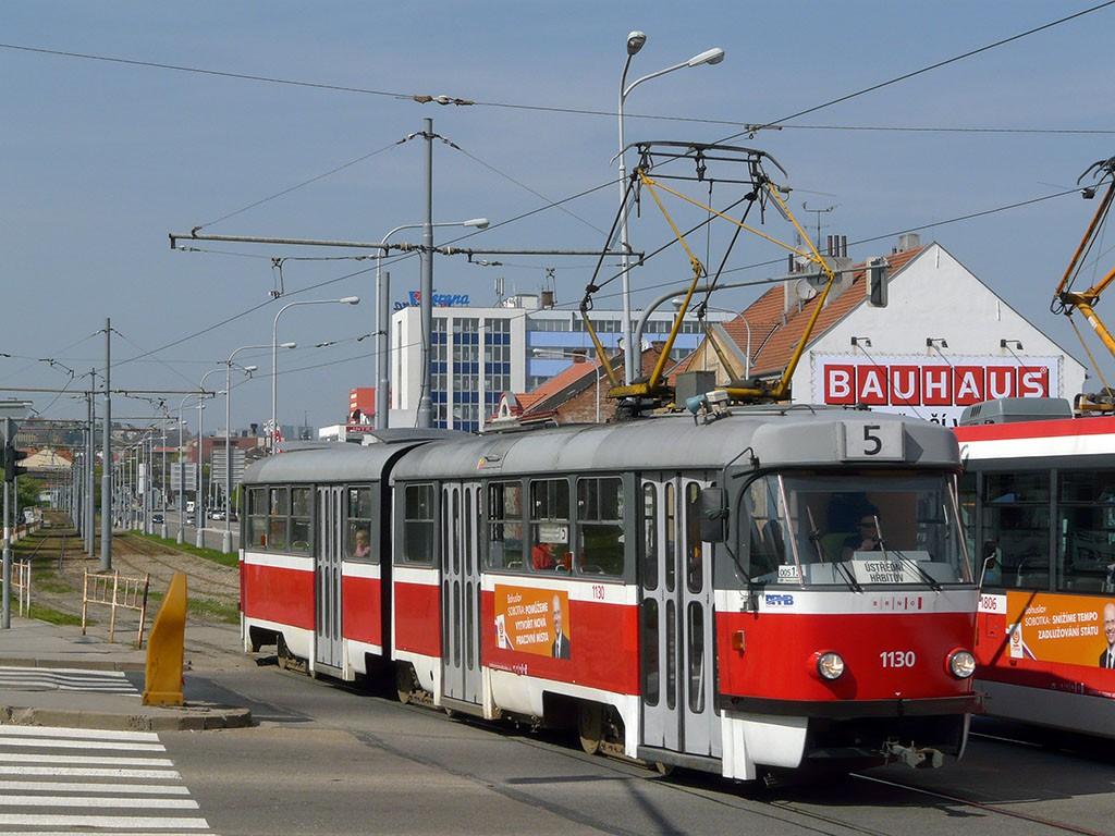 Fotogalerie » ČKD Tatra K2 1130 | Brno | Štýřice | Vídeňská