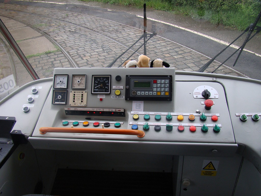 Fotogalerie » ČKD Tatra K2T 1044
