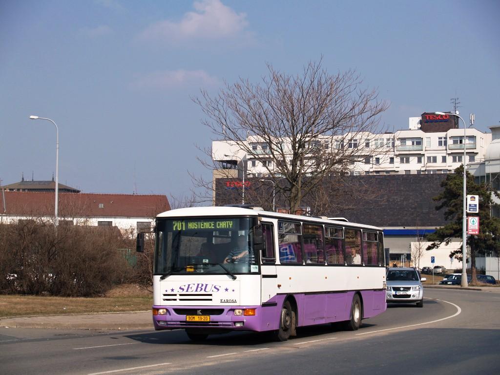 Fotogalerie » Karosa C935E.1039 BOM 19-20 | Brno | Trnitá | Uhelná