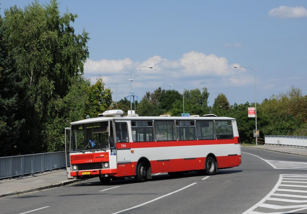 Fotogalerie » Karosa B732.1654.3 BSC 38-97 7394 | Brno | Bohunice | Dlouhá